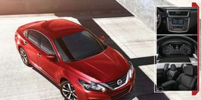 Nissan Altima: Keeping Up With the Joneses
