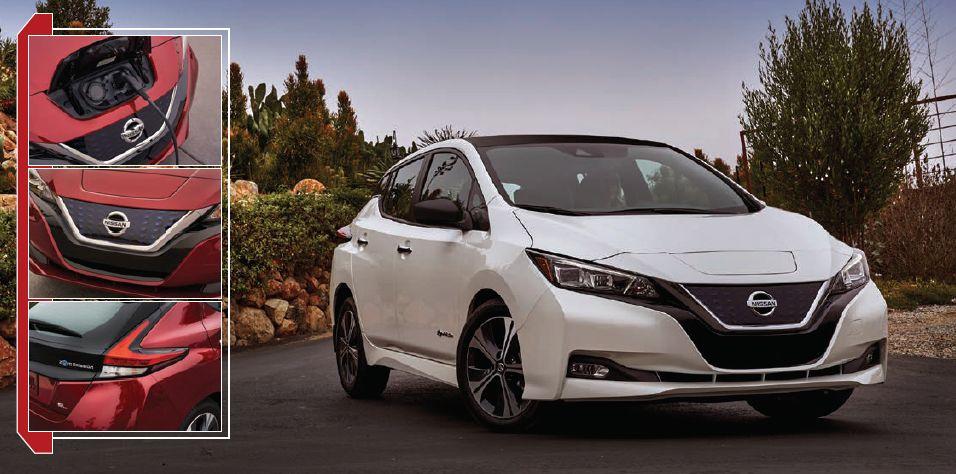 Nissan Leaf: Back in the Game