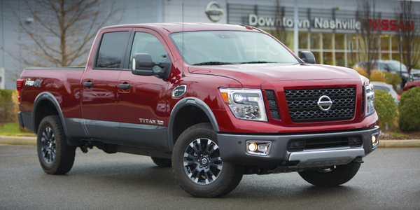 In addition to the Nissan NV and NV200 vans, Nissan's new dealer-based program will include the...
