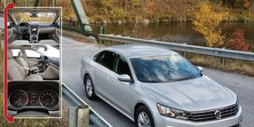 Volkswagen Passat: Swimming in the Mainstream