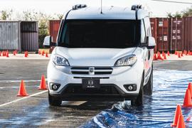 Vans Add Next-Gen Safety Technology