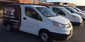 Chevrolet City Express Finds Fit in Catering Fleet