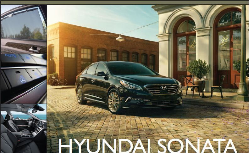 Hyundai Sonata: Playing Up to the Competition