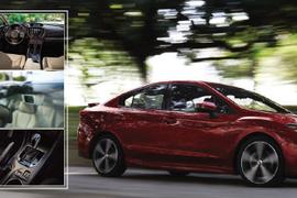 Subaru Impreza: A Nose for Action