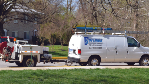 Superior Mechanical has owned and managed its fleet for at least three years. The company tried...