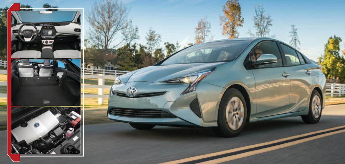 Toyota Prius: Keep the Party Going