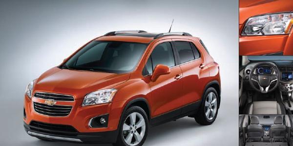 Chevrolet Trax: Budget Encore