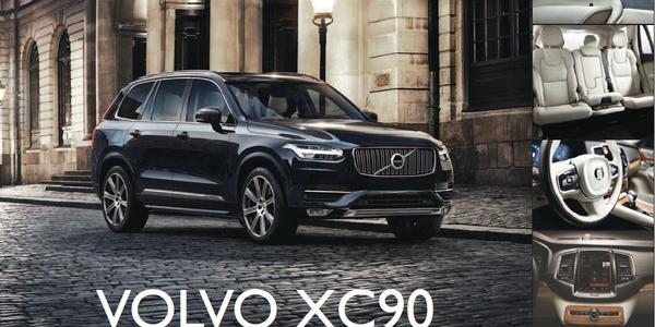Volvo XC90: Head of the Class