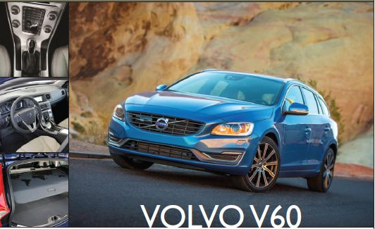 Volvo V60: Don't Call It A Crossover