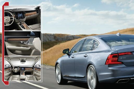 Volvo S90: The Leader of the Pack