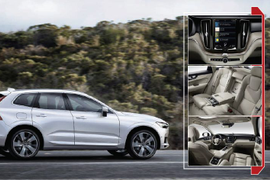 Volvo XC60: Coming of Age