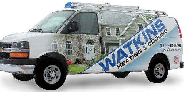 Watkins Heating & Cooling has converted one of its GMC Savana fleet vans using XL Hybrids'...