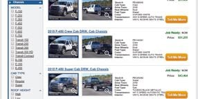 Locating and Delivering the Right Truck Virtually