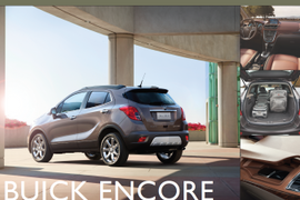 Showroom - Buick Encore: The Lap of Near-Luxury