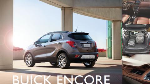 2013-MY Buick Encore
