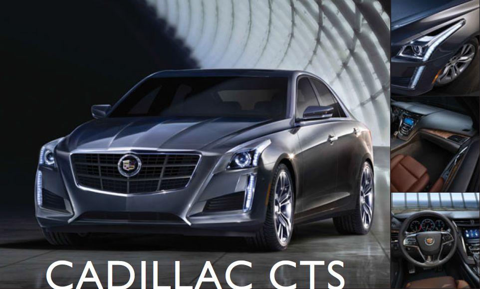 Cadillac CTS: Sprechen Sie Cadillac?
