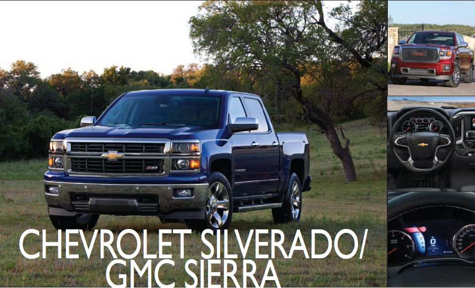 Chevrolet Silverado/GMC Sierra: New Engines, Enduring Qualities