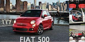 Fiat 500: Style Points