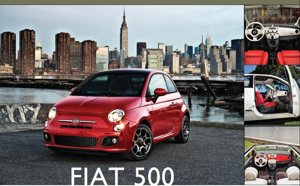 Fiat 500: Style Points
