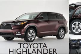 Toyota Highlander: More Room Where Needed
