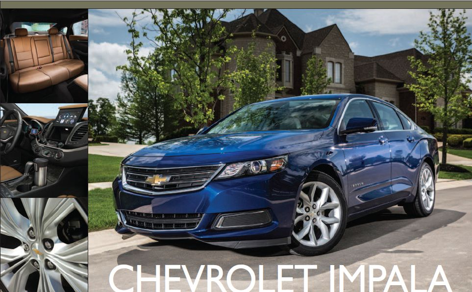 Chevrolet Impala: Getting Down To Business