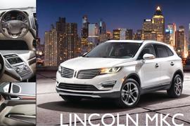 Lincoln MKC: Posh and Powerful Prototype
