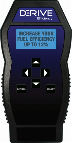 Derive's engine calibration technology can reduce fuel usage by lowering a vehicle's speed and decreasing idling time. Photo courtesy of Derive.