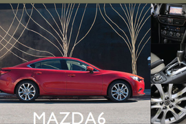 Mazda6: Looking The Part