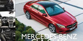 Mercedes-Benz CLA-Class: Mercedes in C Minor