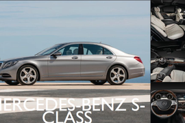 Mercedes-Benz S-Class: Luxury Sedan Meets Electronics Warehouse