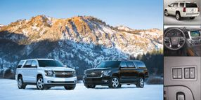 Chevrolet Tahoe: The Tough Get Towing