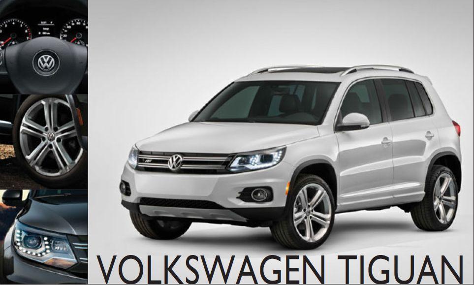 Volkswagen Tiguan: Compact Crossover Tows A Ton
