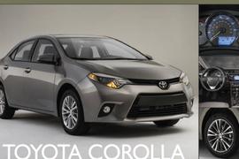 Toyota Corolla: Image Is Everything
