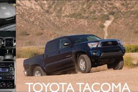Toyota Tacoma: Plenty of Pickup