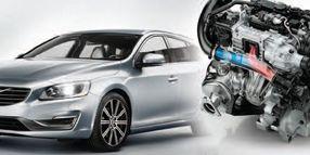 Volvo Targets Fuel Economy With Next-Gen Powertrains