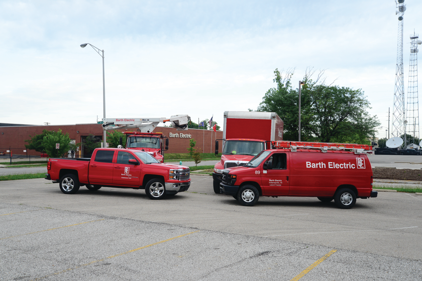 Family owned for three generations, Barth Electric boasts such high profile clients as Lucas Oil...