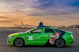 'We're Learning Very Quickly':  Using Autonomous Vehicles  for Grocery Delivery