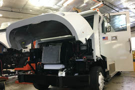 How a Fleet Operator Builds an Electric Truck