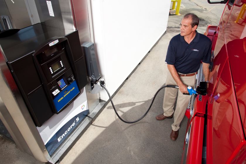 How to Purchase, Store, and Handle Diesel Exhaust Fluid