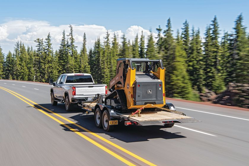 Towing heavy trailers and carrying heavy loads frequently are prime arguments for using a...
