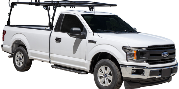 With long equipment or when more space is needed in the truck bed, a ladder rack may be the...