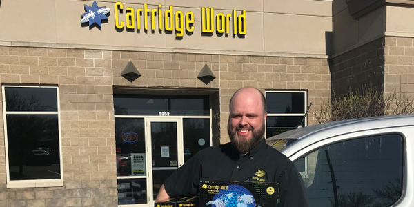 Josh Park of Cartridge World needed efficient routing for deliveries and to understand the exact...
