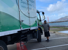 P&R Paper Supply runs 60 box trucks across five locations, including San Francisco. Jason Karnes, operations manager, says it's time to hire a fleet manager once one of its branches gets to 10 box trucks. Otherwise, fleet responsibilities are handled by the warehouse manager.
