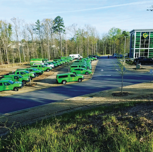 Gregory Pest Solutions, founded in 1972, is a full-service pest control company that operates in 12 southeastern and Mid-Atlantic States.  - Photo courtesy of Gregory Pest Solutions.