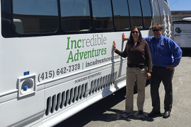 Tour Company Turns Biofuels into a Business Advantage