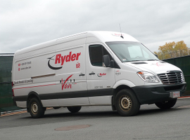 Brandon Folck, director of training standards for Ryder System Inc., encourages small fleets to...