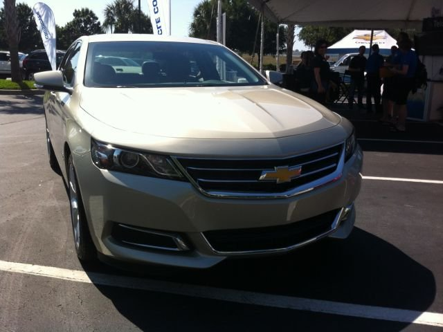 GM Goes High Touch at Fleet Preview