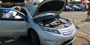 Chevy Volt Test Ride