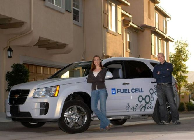 What's it Like to Drive a Hydrogen Fuel Cell Vehicle?