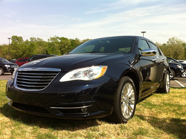Chrysler Unveils New Products at Fleet Preview
